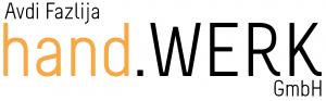 hand.WERK Fazlija Logo
